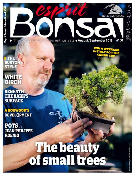 Esprit Bonsai International #101 - Digital version only