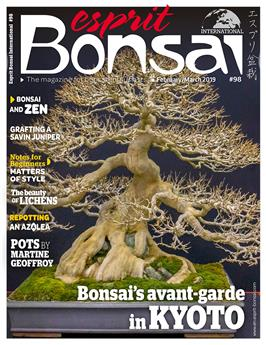 Esprit Bonsai International #98 - digital version