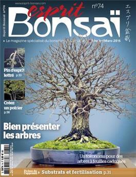 Esprit-Bonsaï n° 074