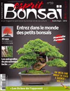 Esprit-Bonsaï n° 059