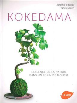 KOKEDAMA - L'essence de la nature dans un écrin de mousse