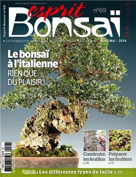 Esprit-Bonsaï n° 069